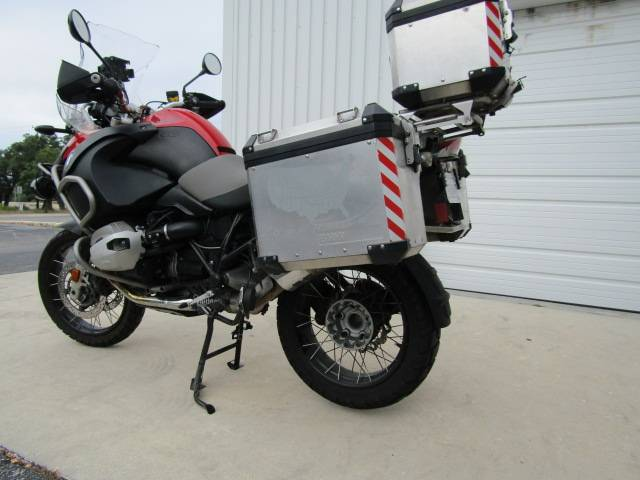 2012 BMW R 1200 GS Adventure in Boerne, Texas - Photo 5