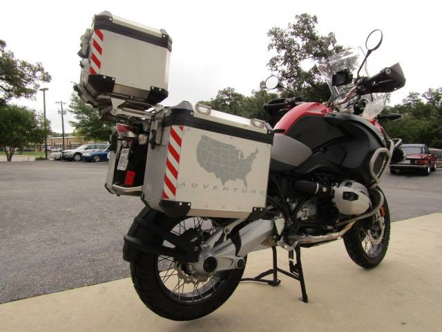 2012 BMW R 1200 GS Adventure in Boerne, Texas - Photo 6