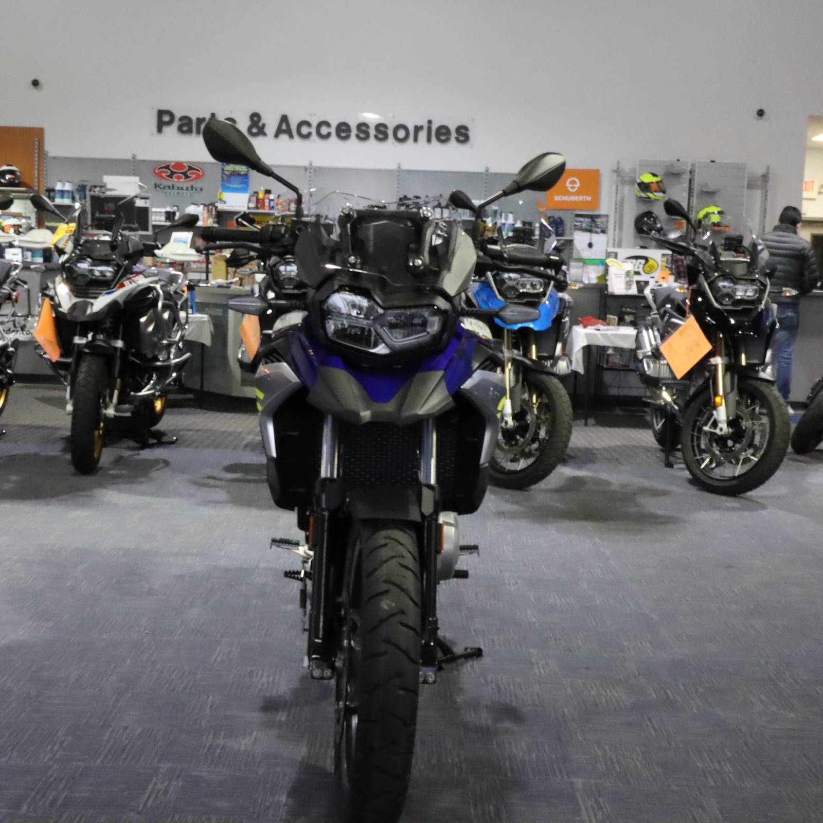 2021 BMW F 750 GS in Boerne, Texas - Photo 2