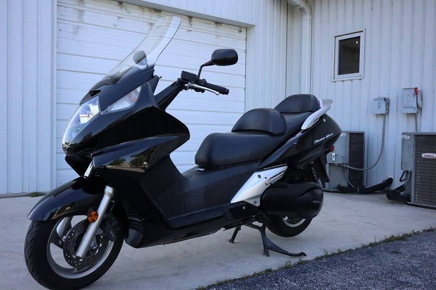 2005 Honda Silver Wing® in Boerne, Texas - Photo 2