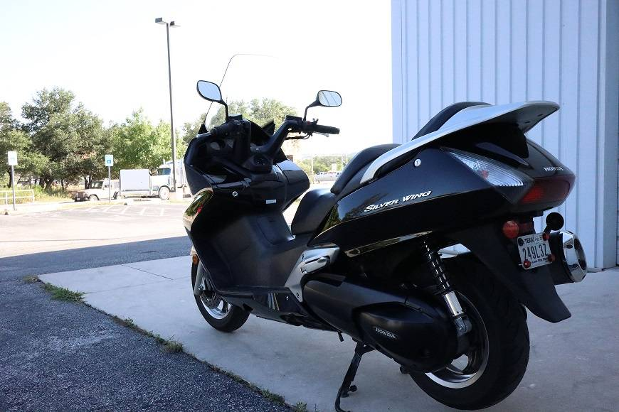 2005 Honda Silver Wing® in Boerne, Texas - Photo 7