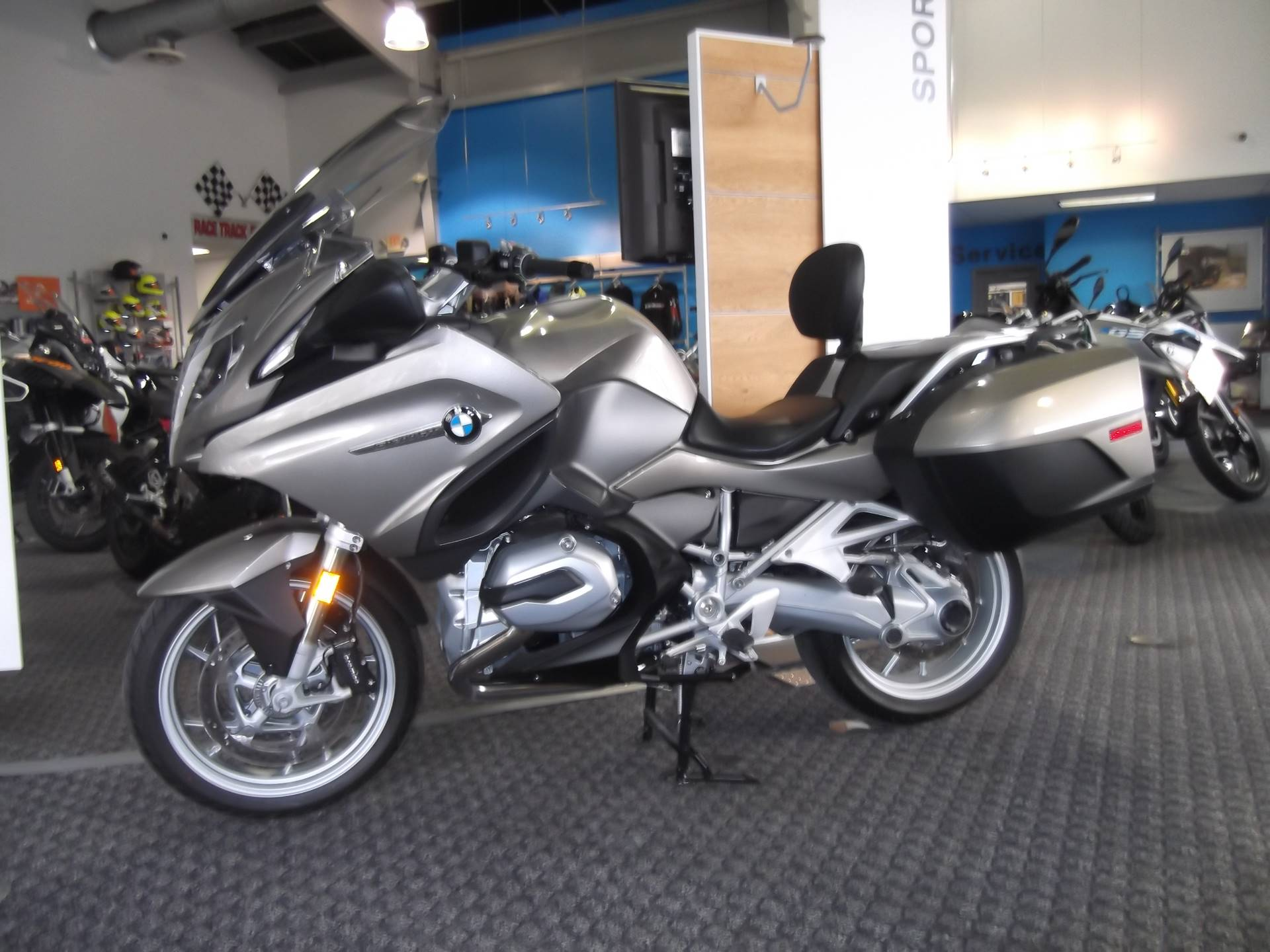 2016 BMW R1200RT Supersport Touring Bike in Boerne, Texas