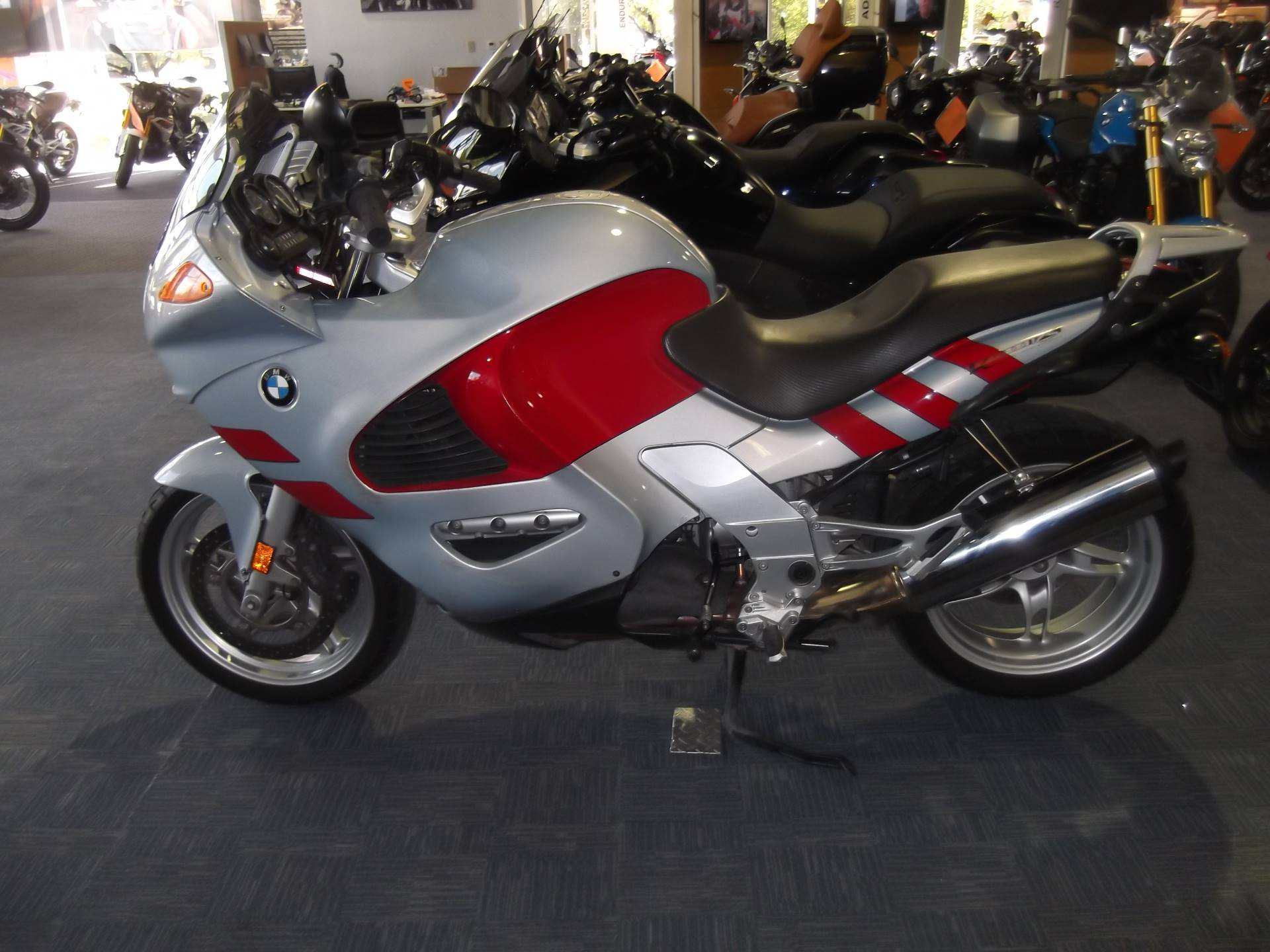 2002 BMW K 1200 RS in Boerne, Texas - Photo 1