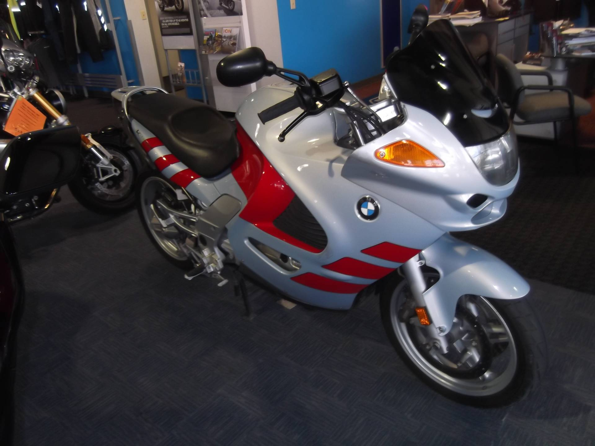 2002 BMW K 1200 RS in Boerne, Texas - Photo 2