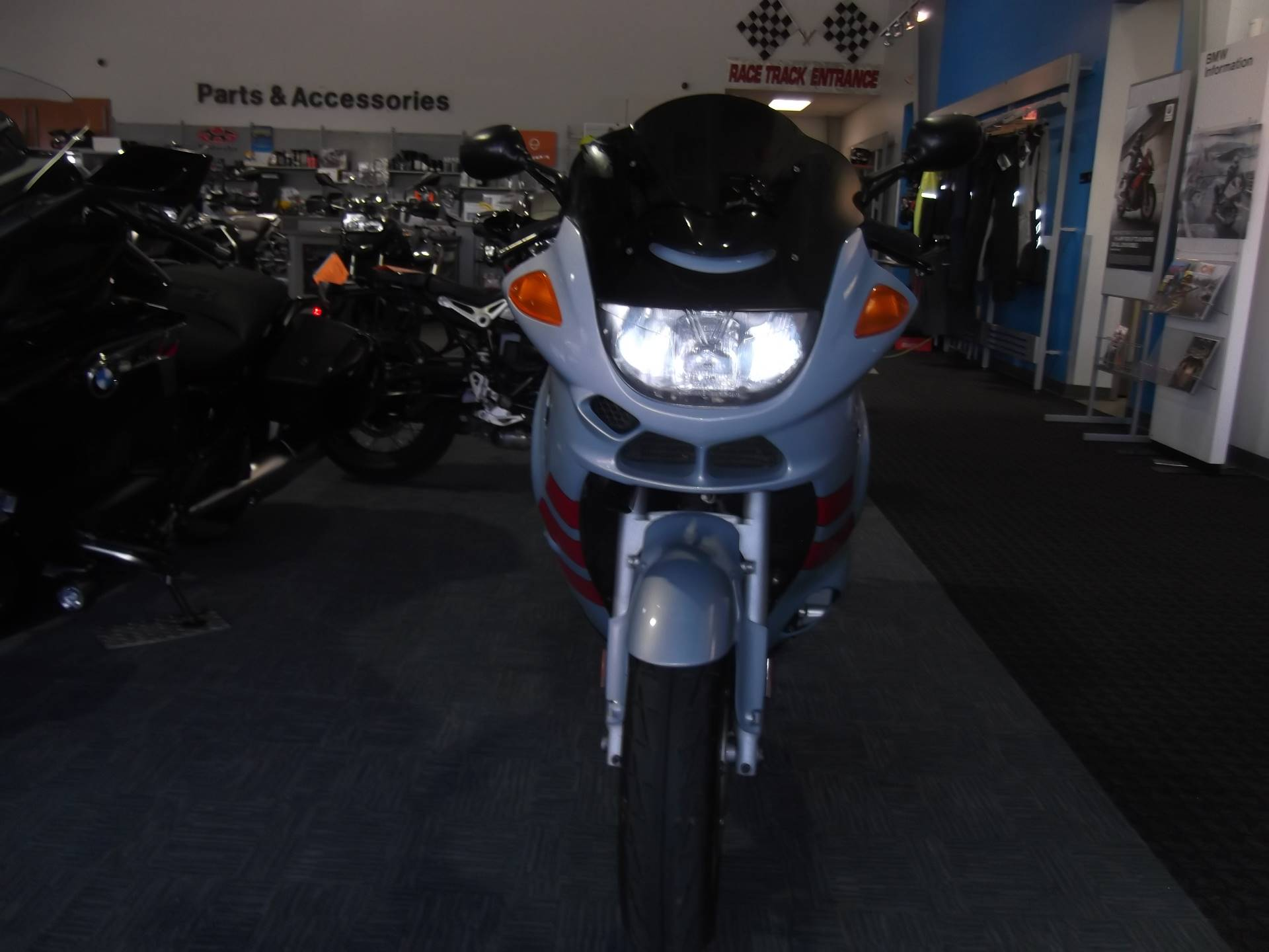 2002 BMW K 1200 RS in Boerne, Texas - Photo 3