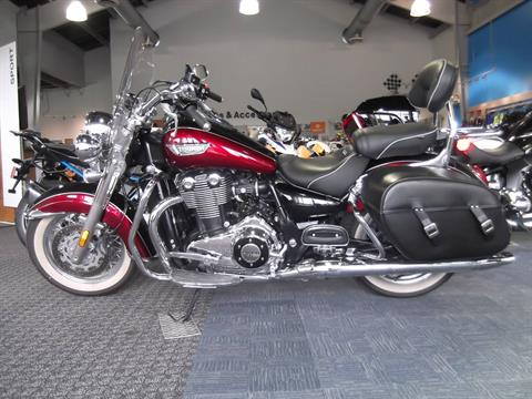 2014 Triumph Thunderbird LT with lots of options in Boerne, Texas