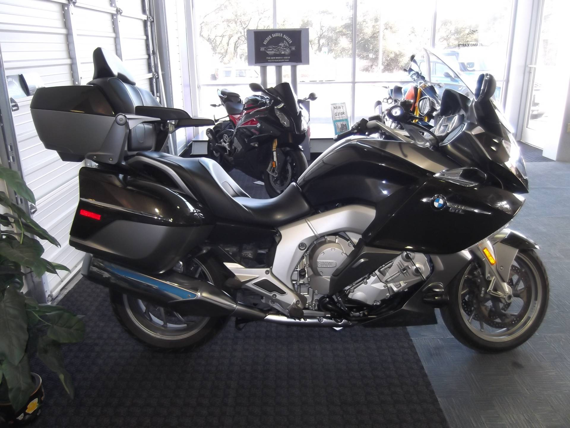 2016 BMW K1600GTL EXCLUSIVE in Boerne, Texas