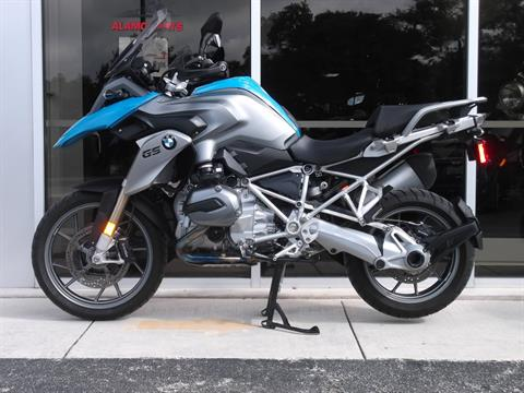 2013 BMW R1200GSW in Boerne, Texas