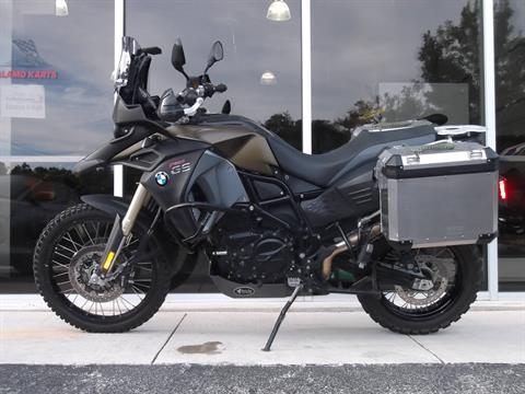 2015 BMW F800GS Adventure in Boerne, Texas