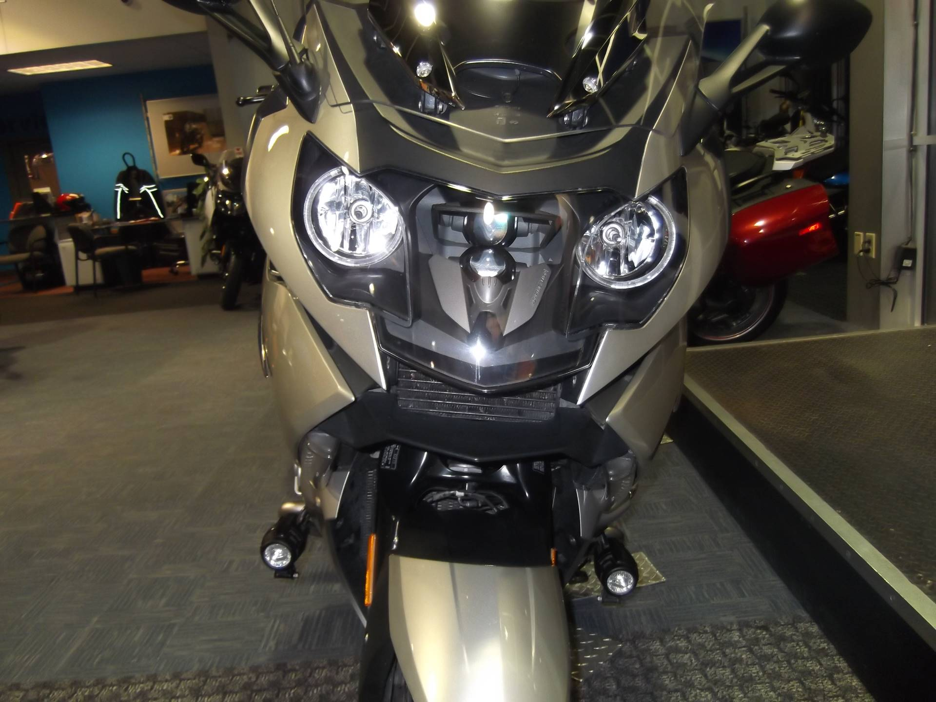 2012 BMW K1600 GTL in Boerne, Texas