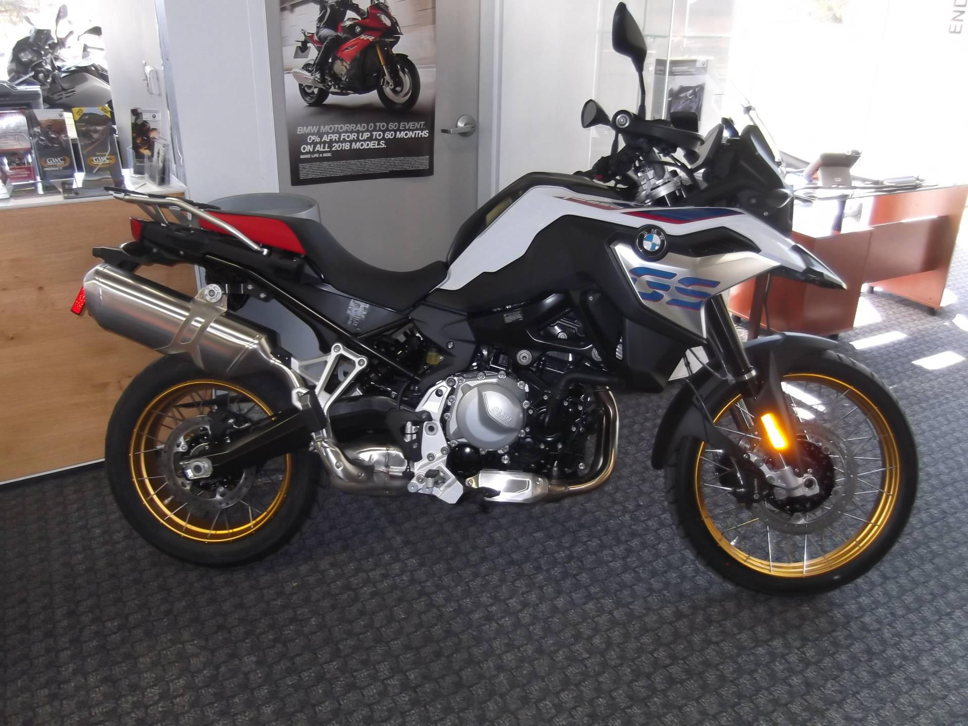 2019 BMW F 850 GS in Boerne, Texas - Photo 1