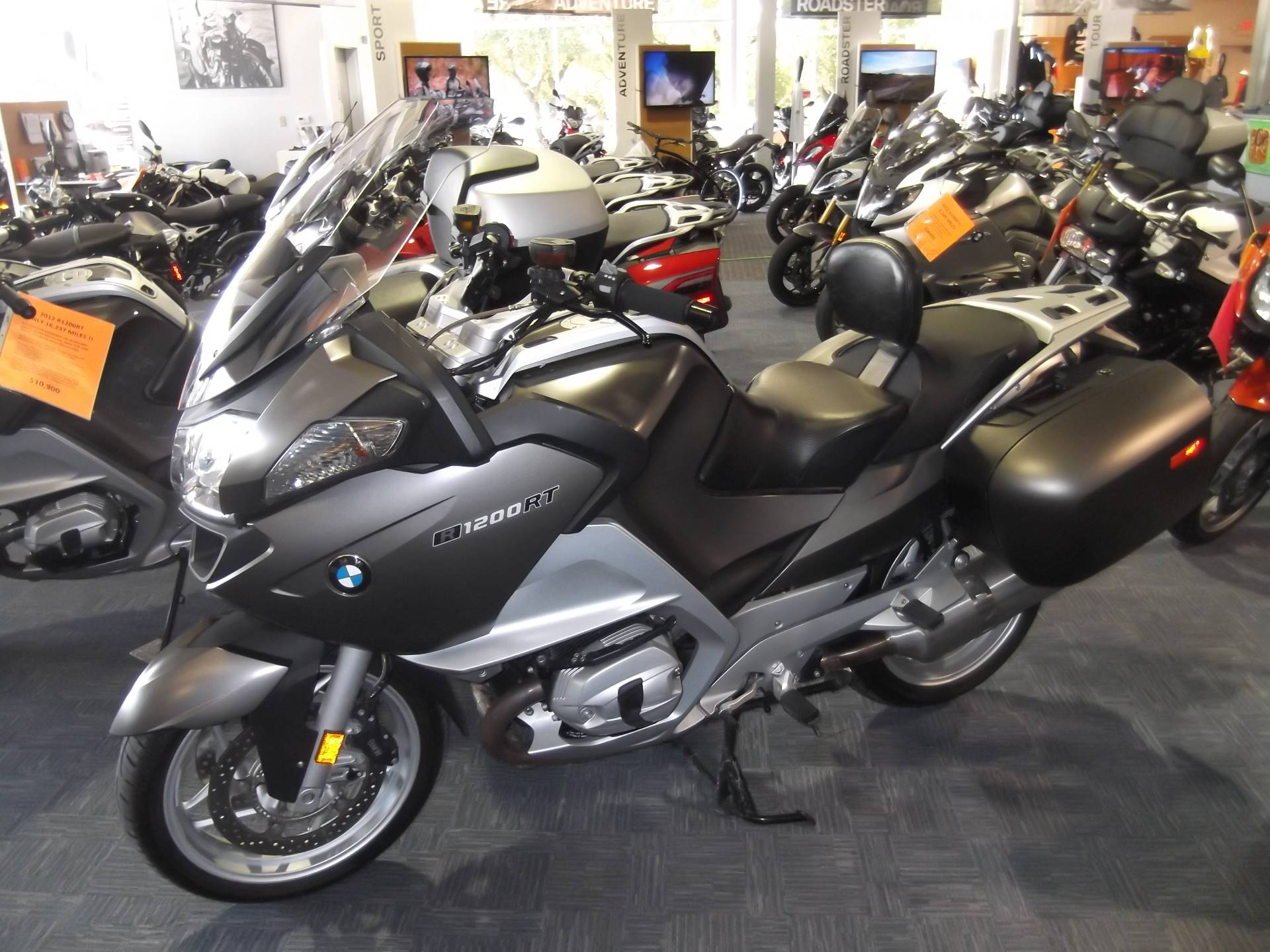 2010 BMW R 1200 RT in Boerne, Texas