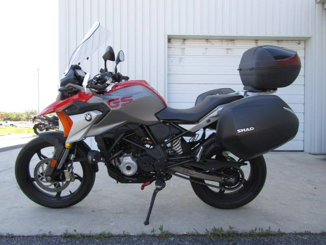 2018 BMW G 310 GS in Boerne, Texas - Photo 1