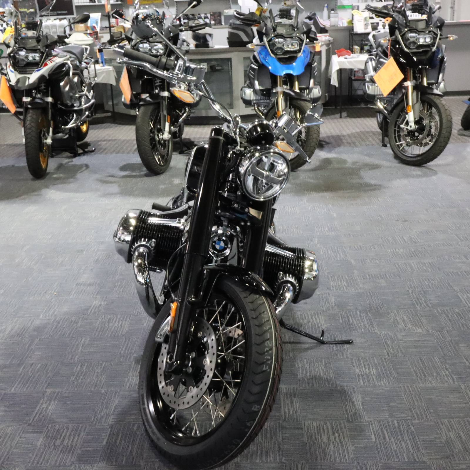 2021 BMW R 18 First Edition in Boerne, Texas - Photo 3