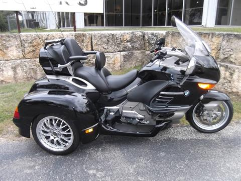 2009 BMW BMW K1200 LT with  Hannigan Trike conversion in Boerne, Texas