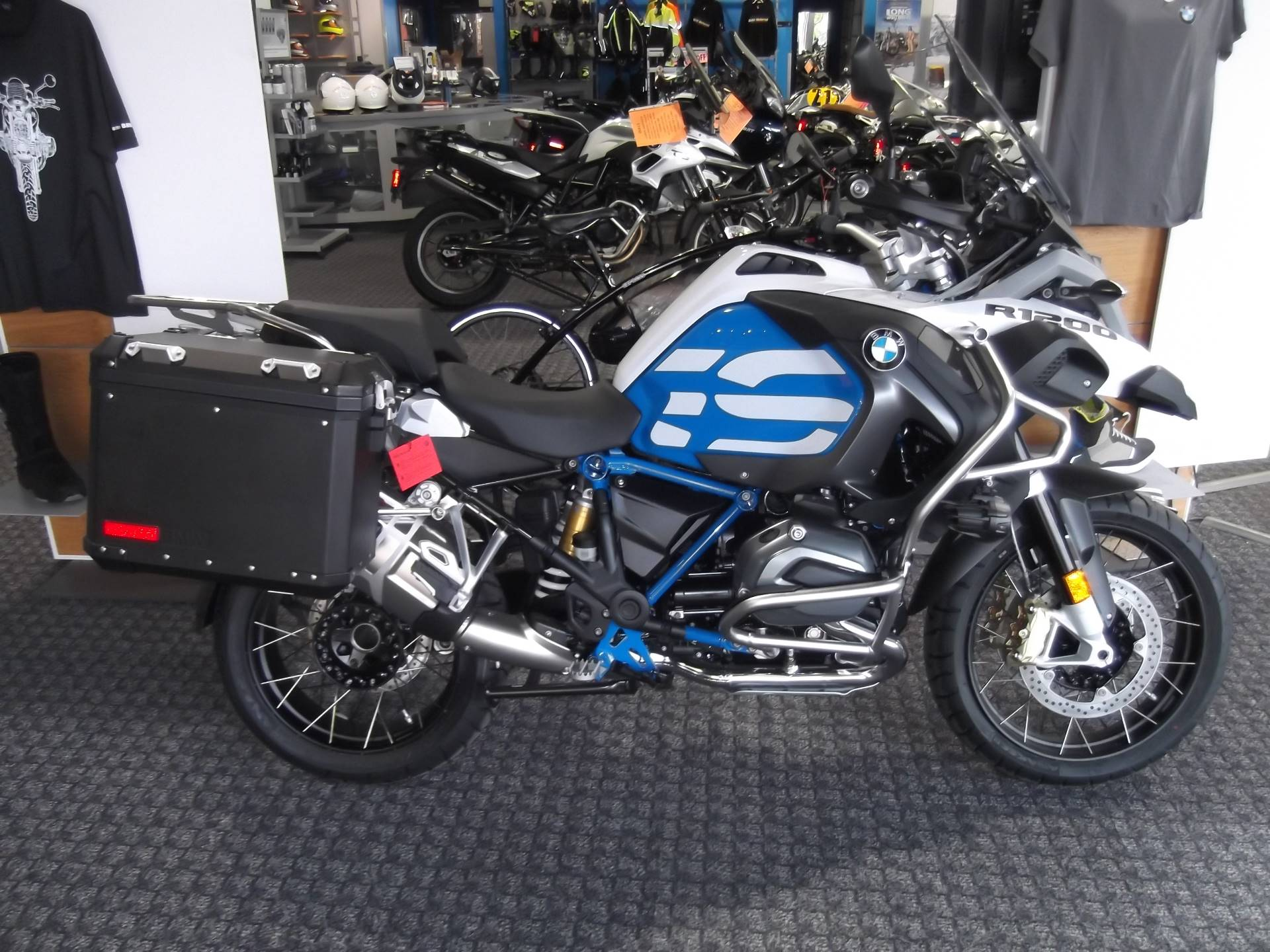 New 2018 BMW R1200GS ADVENTURE ****LOW SUSPENSION*** !! Motorcycles ...