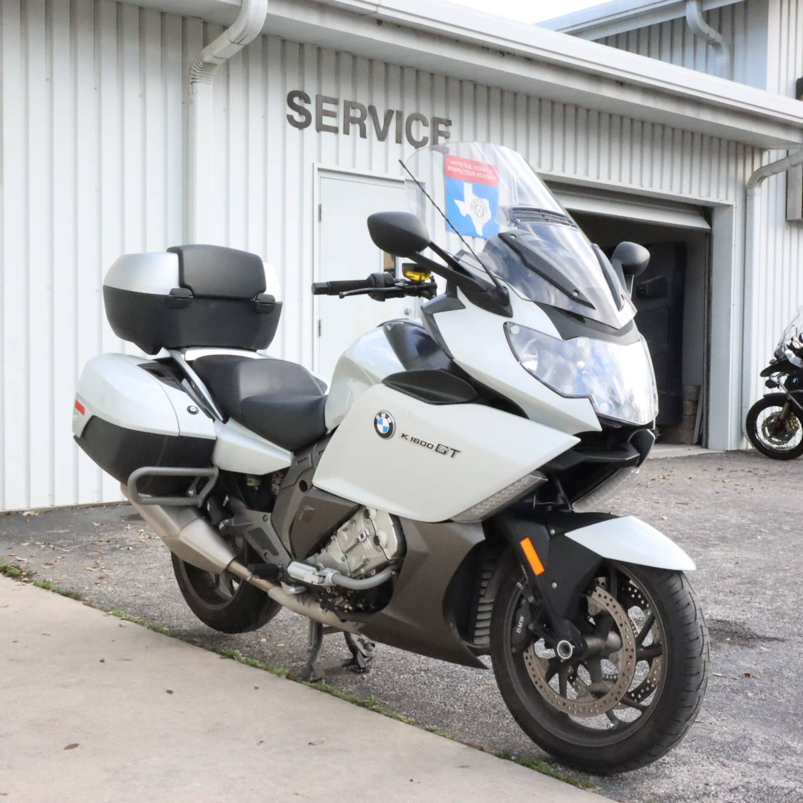 2012 BMW K 1600 GT in Boerne, Texas - Photo 4