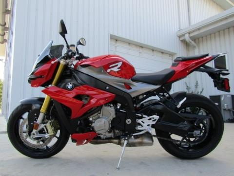 2015 BMW S 1000 R in Boerne, Texas
