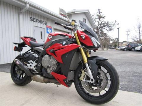 2015 BMW S 1000 R in Boerne, Texas - Photo 4