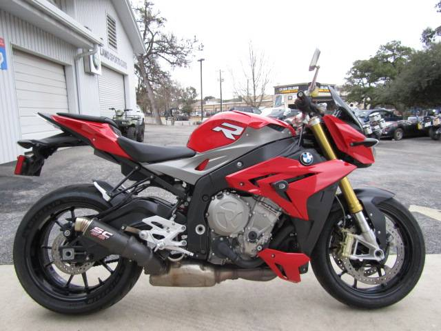 2015 BMW S 1000 R in Boerne, Texas - Photo 5
