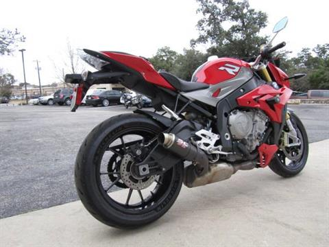 2015 BMW S 1000 R in Boerne, Texas - Photo 6