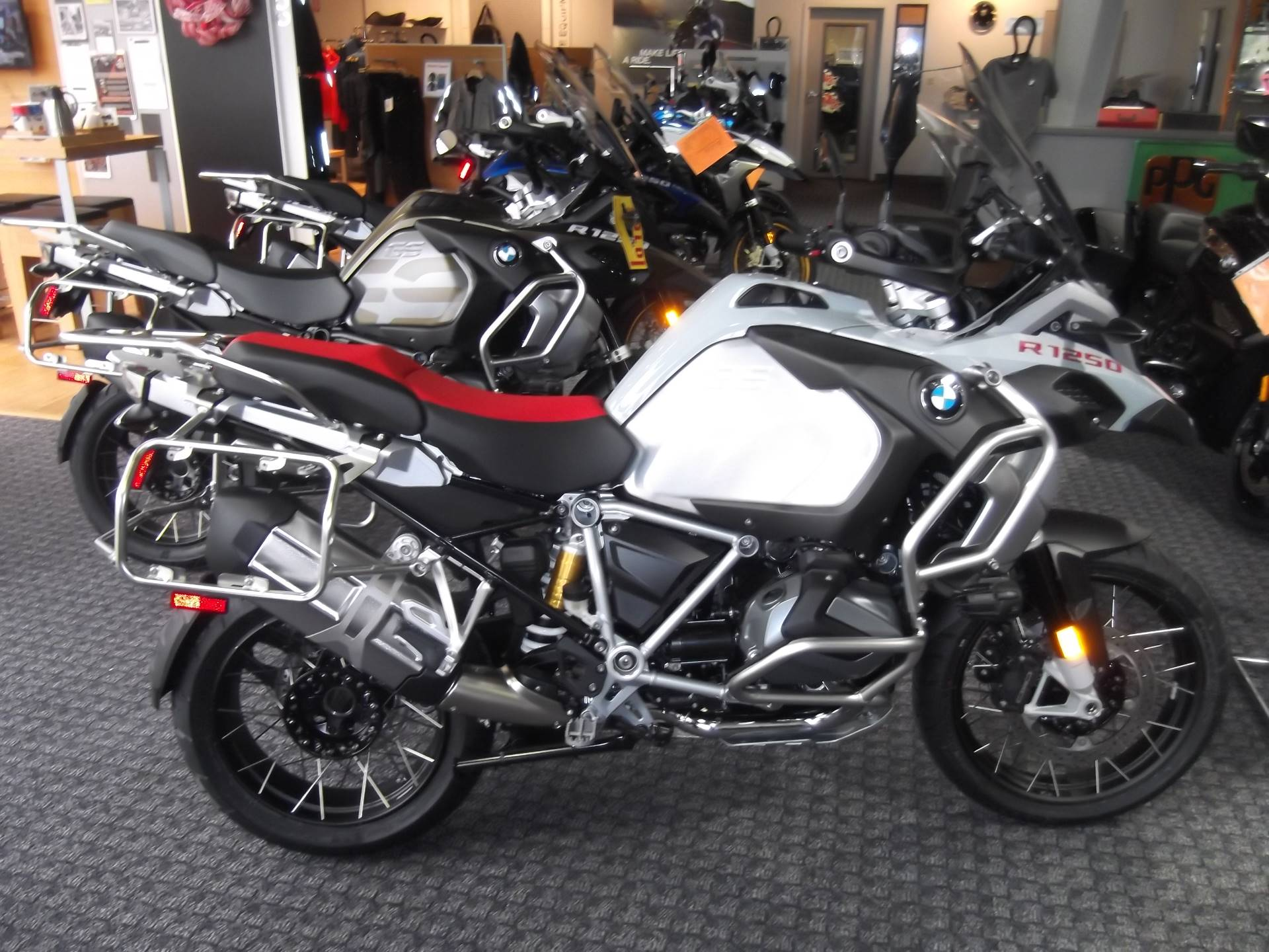 New 2019 Bmw R1250gs Adventure Motorcycles In Boerne Tx