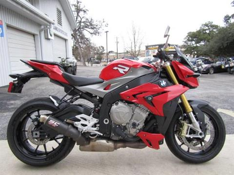 2016 BMW S 1000 R in Boerne, Texas - Photo 5