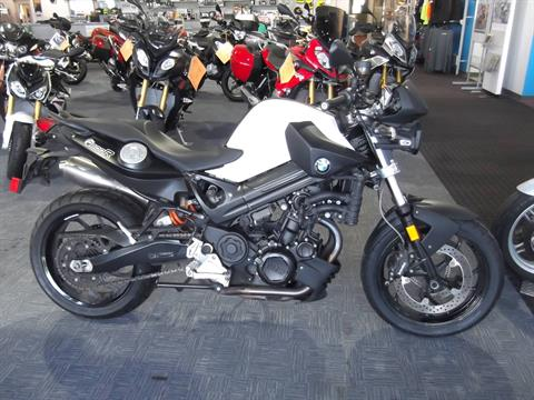 2011 BMW F 800 R in Boerne, Texas