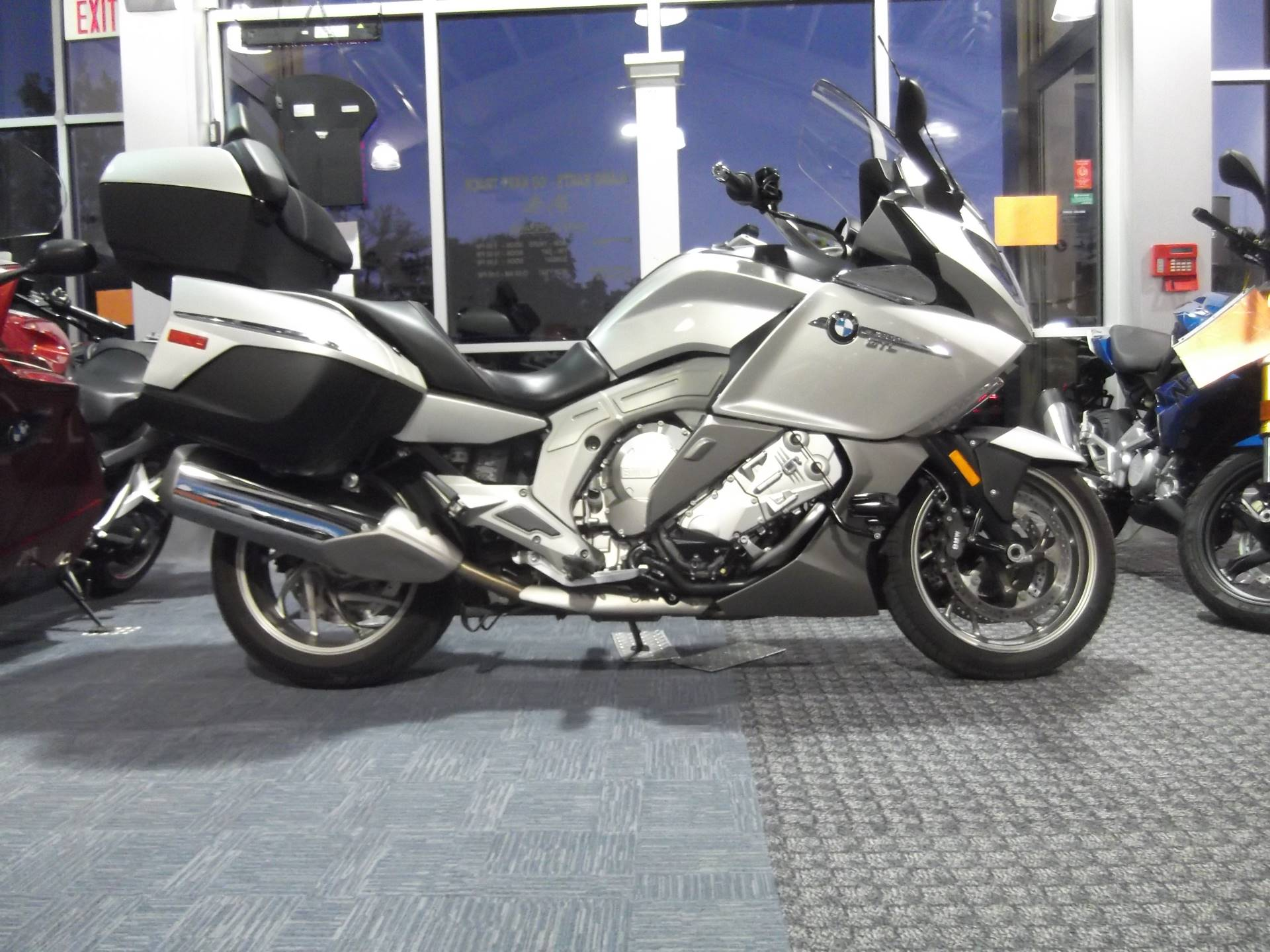 2012 BMW K1600GTL (6 Cylinder) in Boerne, Texas