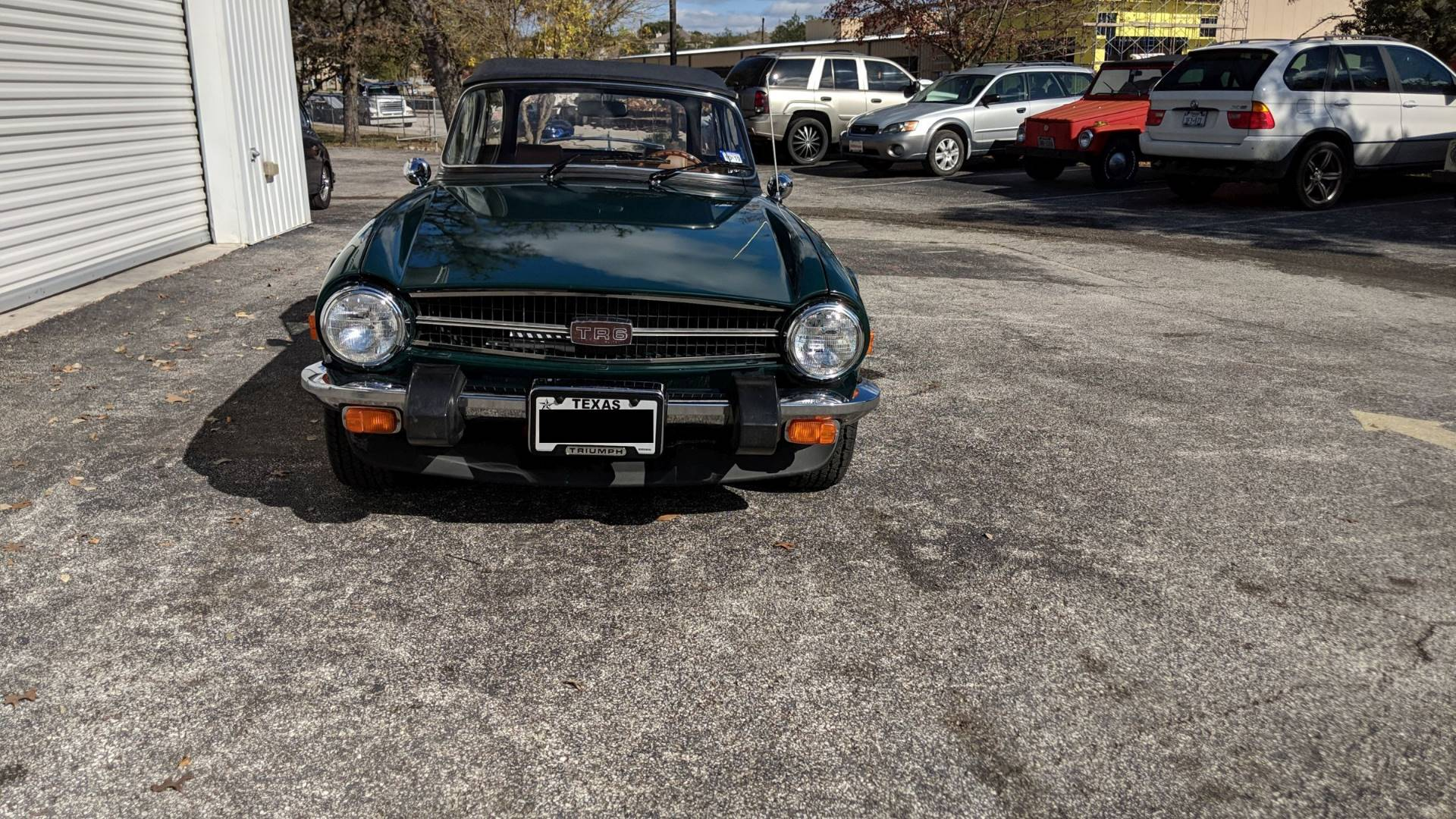 Used 1976 Triumph Tr6 Specialty Vehicles In Boerne Tx