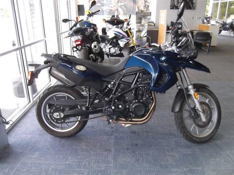2010 BMW F 650 GS in Boerne, Texas