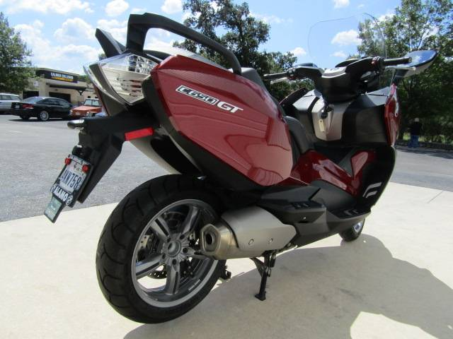 2013 BMW C 650 GT in Boerne, Texas - Photo 6