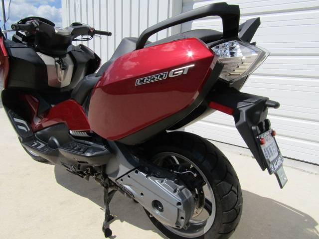 2013 BMW C 650 GT in Boerne, Texas - Photo 7