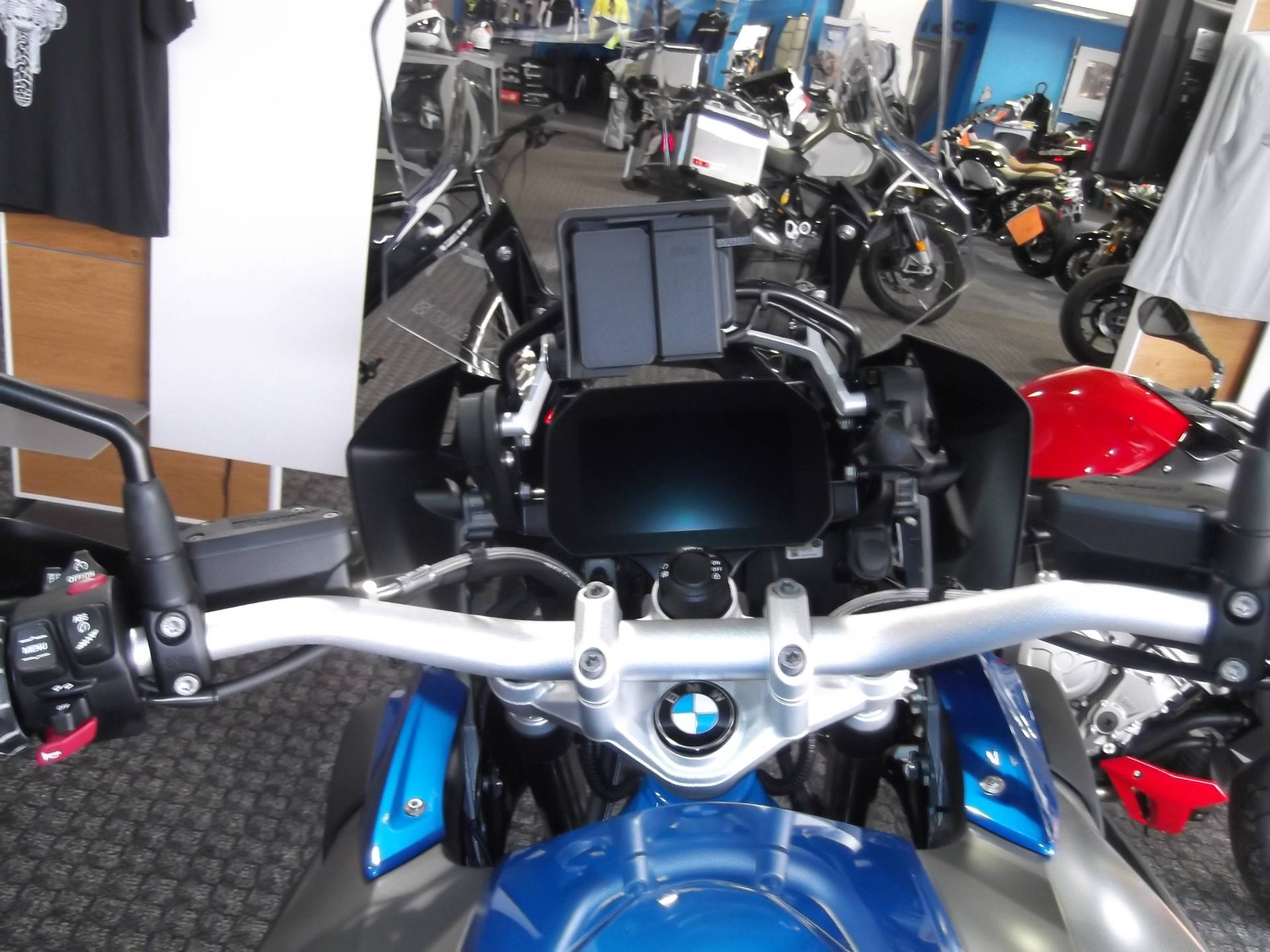 2018 BMW R1200GS Ralleye with  Sport Suspension & TFT Connectivity in Boerne, Texas