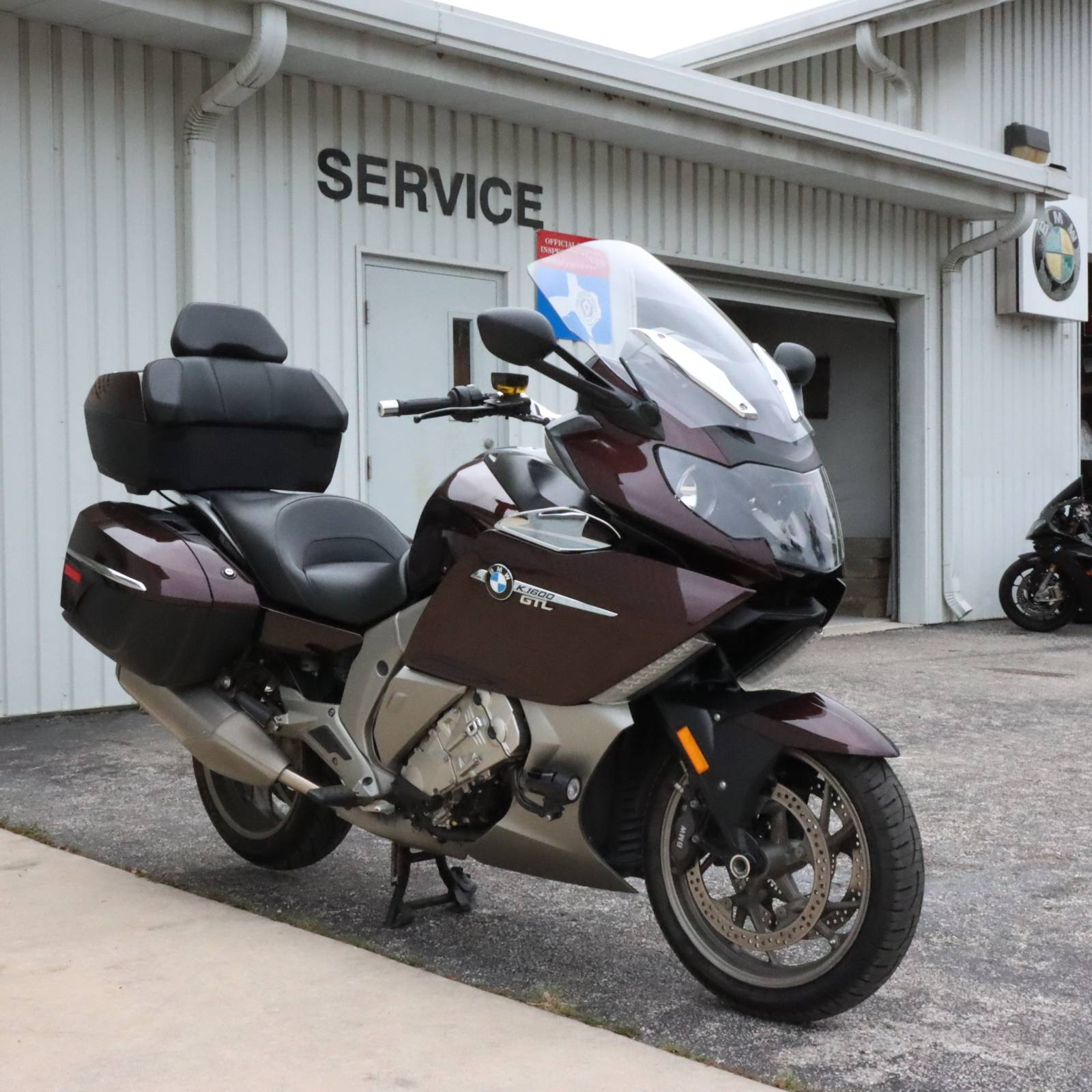 2013 BMW K 1600 GTL in Boerne, Texas - Photo 4