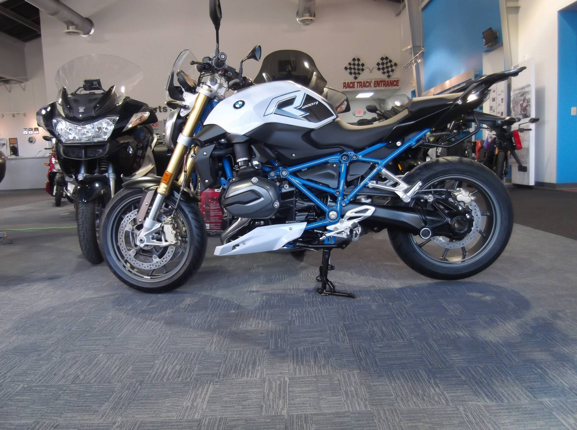 2017 BMW R 1200 R for sale 14605