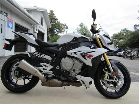 2016 BMW S 1000 R in Boerne, Texas - Photo 1