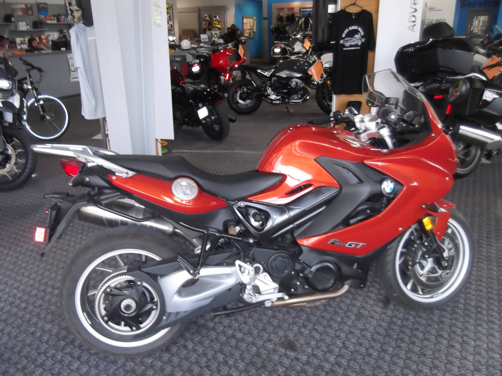 2014 BMW F 800 GT in Boerne, Texas