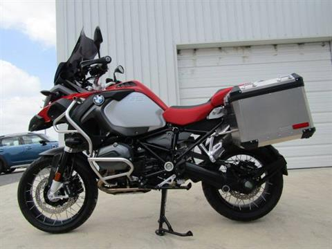 2017 BMW R 1200 GS Adventure in Boerne, Texas - Photo 1