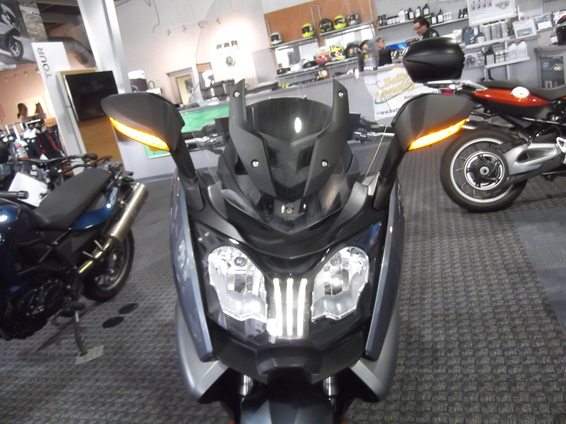 2014 BMW C 650 GT in Boerne, Texas
