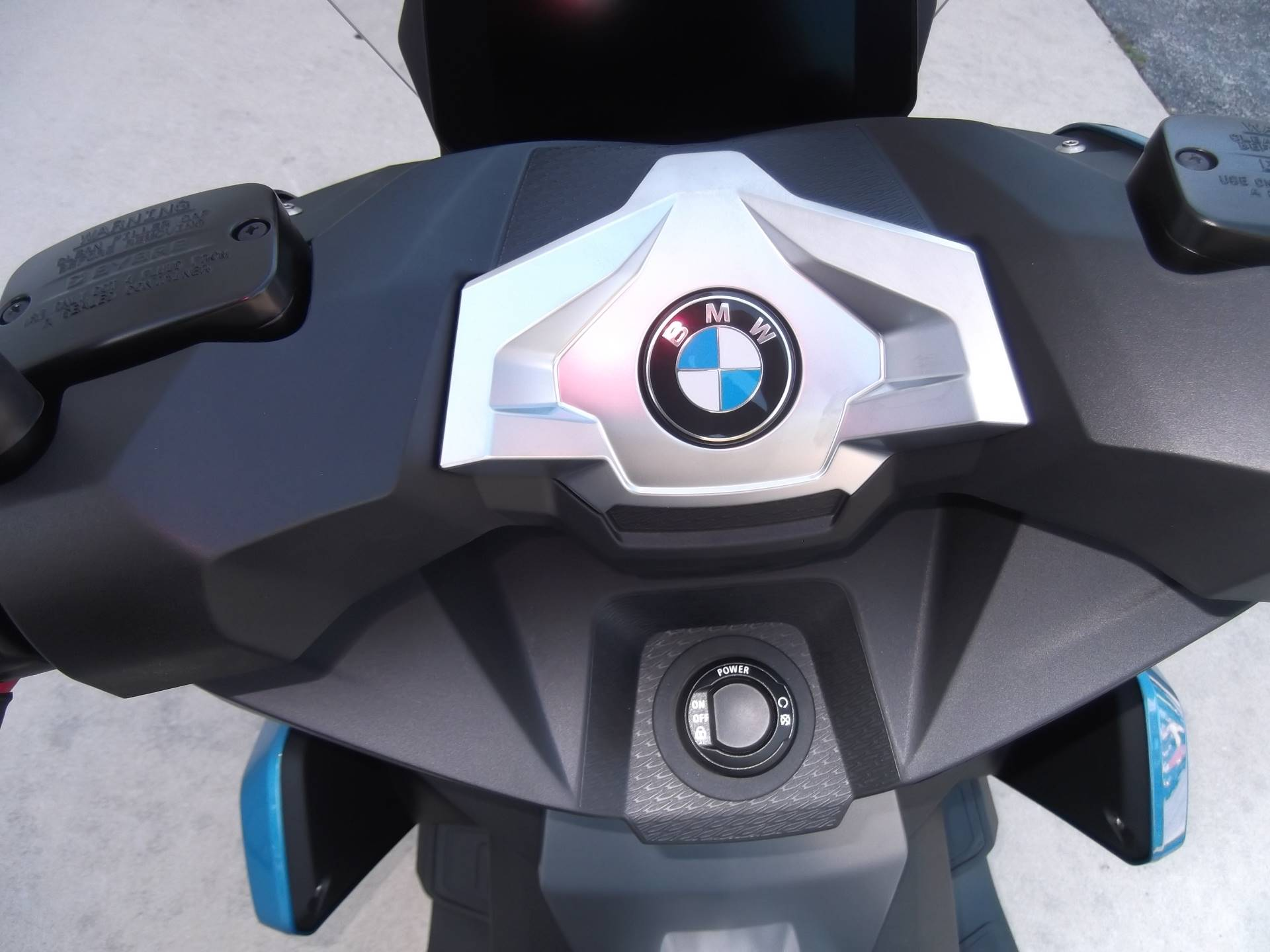 2019 BMW C 400 X in Boerne, Texas - Photo 5