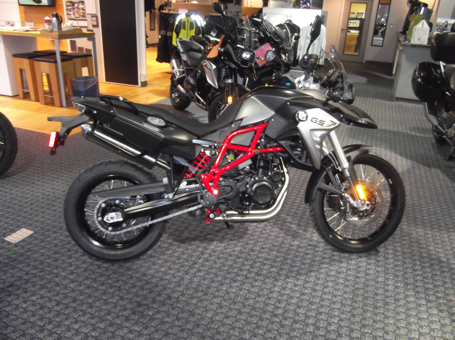 2017 BMW F800GS for sale 17825