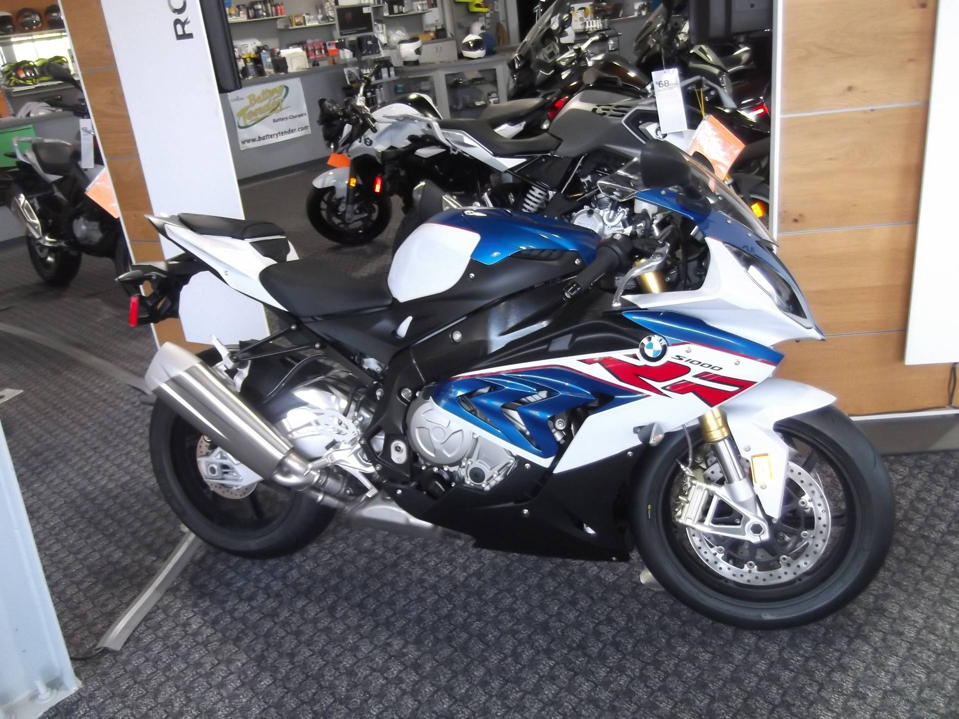 2019 BMW S 1000 RR in Boerne, Texas - Photo 1