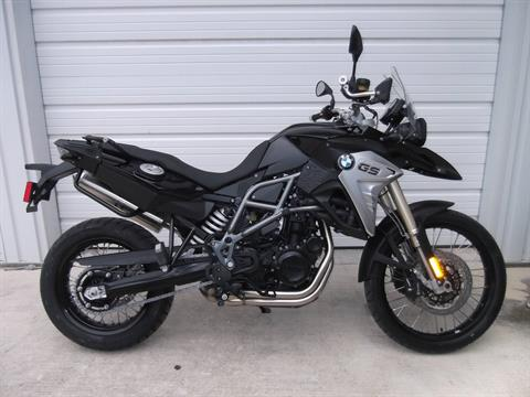2017 BMW F800 GS **  LOW SUSPENSION AND LOW SEAT !! in Boerne, Texas