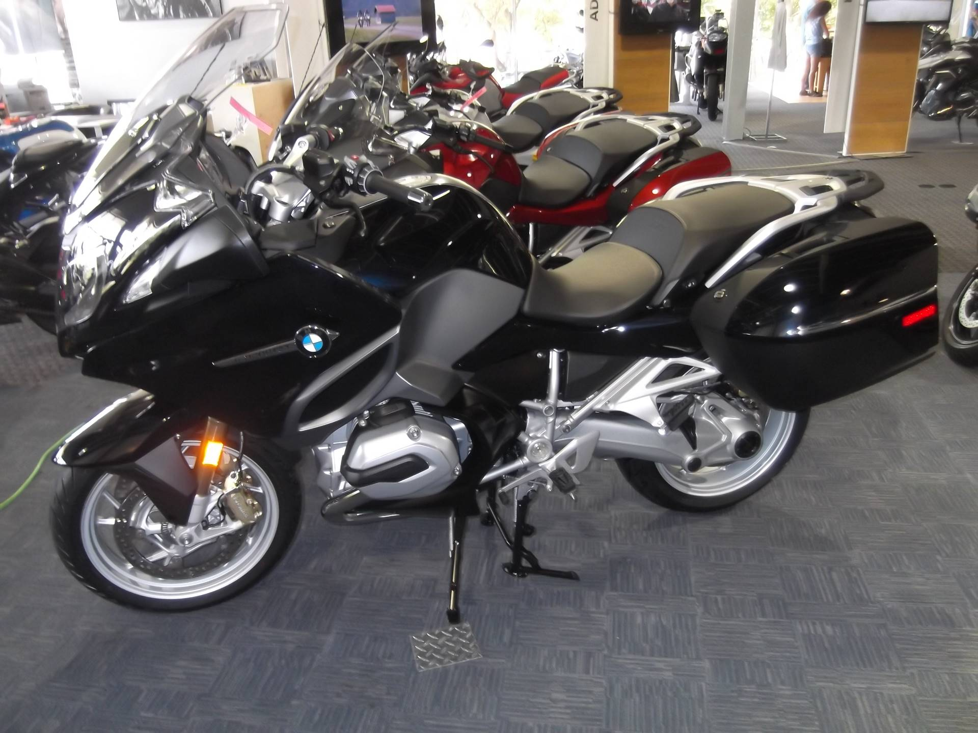 New 2018 BMW R 1200 RT Motorcycles in Boerne, TX