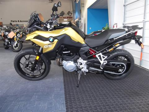 2019 BMW F750GS in Boerne, Texas