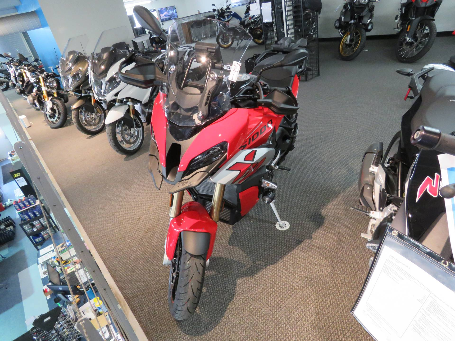 2020 BMW S 1000 XR in Iowa City, Iowa - Photo 1