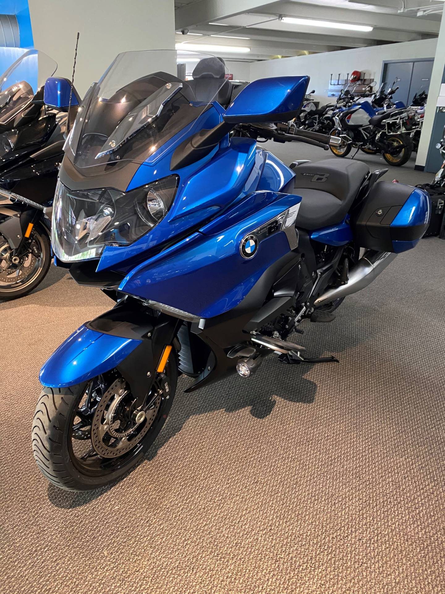 2020 BMW K 1600 B in Iowa City, Iowa - Photo 1
