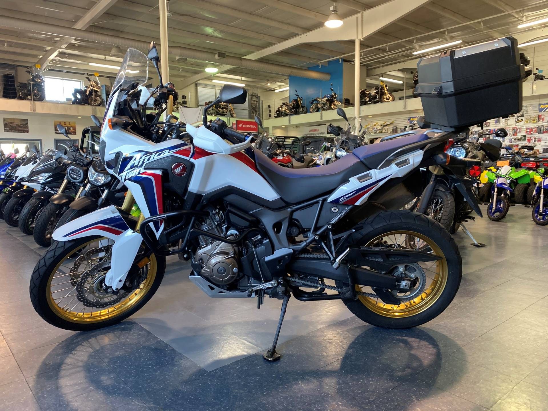 2017 Honda Africa Twin in Iowa City, Iowa - Photo 1