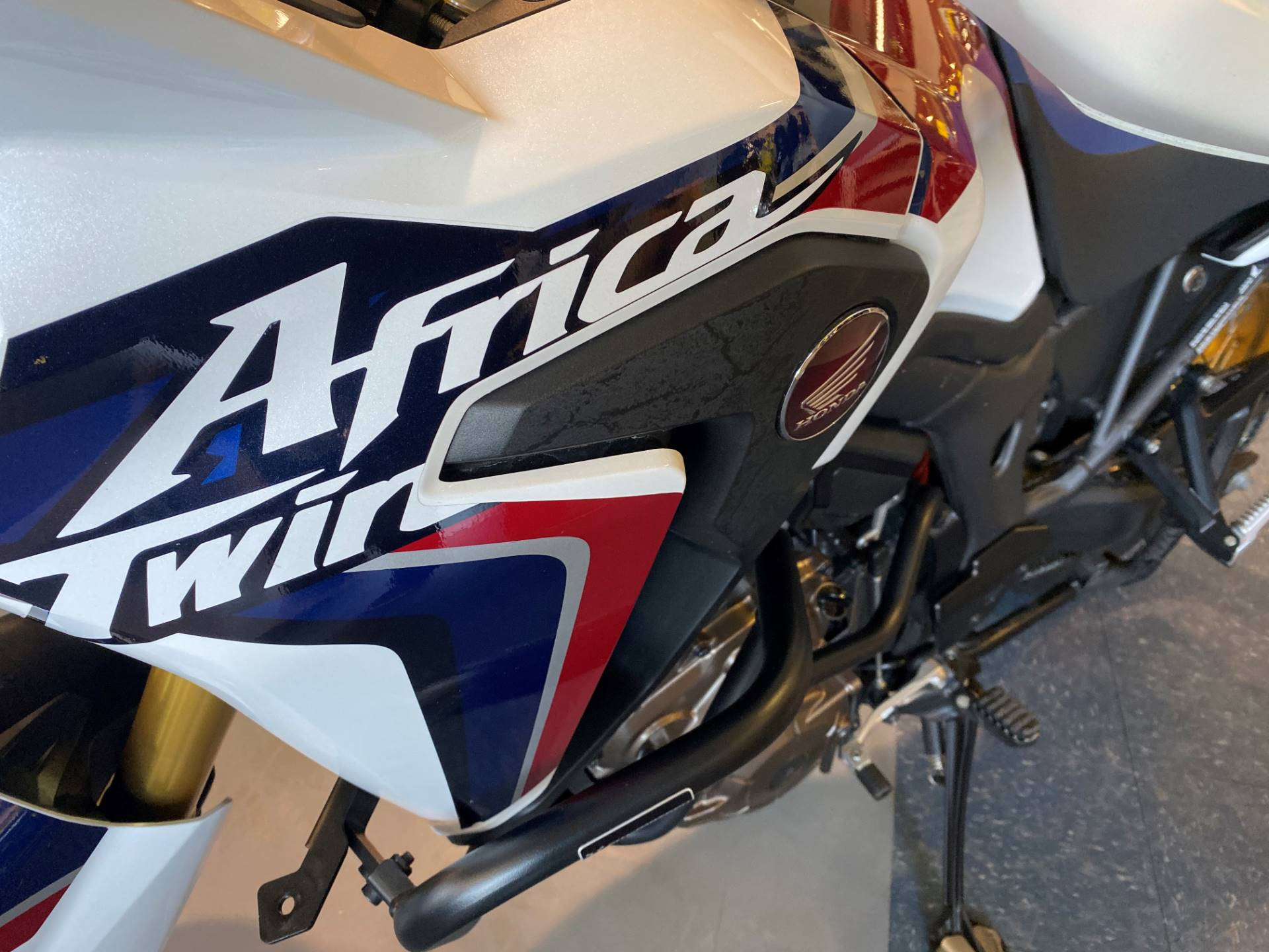 2017 Honda Africa Twin in Iowa City, Iowa - Photo 2